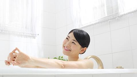 簡単なのに、意外と知らない。疲労回復のための入浴法