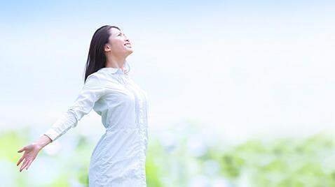 「呼吸」ひとつで人生が変わる!今からすぐにできる、カラダにいい呼吸法