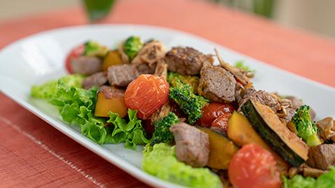肉食派必見!貧血予防にも効く牛肉のごほうびレシピ