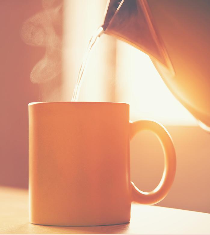 「寒い毎日も暖かく過ごす」 ティップネス流 温活術
