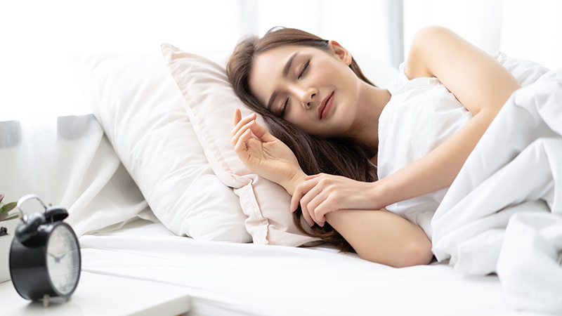 眠れない夜を解消!生体リズムを整えよう!